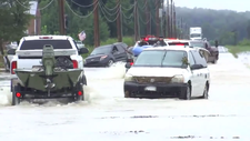 ABD'nin Tennessee eyaletinde sel felaketi