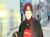 Afganistan'dan tahliye edilen kadın: Taliban Kabil'e geldikten sonra hiçbir problem olmadı