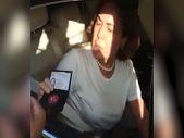 AK Partili vekil Zeynep Gül Yılmaz, aracını durduran polise hakaret etti