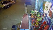 Esenyurt'ta kaza yapan sürücü uyuyakaldı
