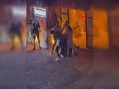 Çeşme'de gece kulübündeki kavgada 1 kişinin öldürülme anı