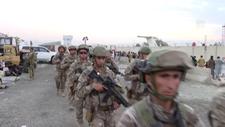 Türkiye ve Azerbaycan askerlerinin Kabil görevi