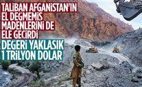 Afganistan'ın değerli madenleri Taliban'ın eline geçti