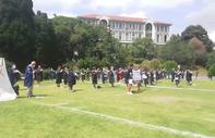 Boğaziçi Üniversitesi'nde akademisyenlerin eylemi devam ediyor