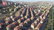 Elazığ'da depremden sonra yükselen yeni şehir