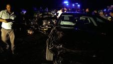 Gaziantep'te zincirleme trafik kazası