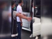 Kocaeli'de polisin durdurduğu araçta 50 kaçak göçmen yakalandı
