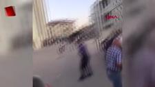 Ankara'da esnaf ile müşteri arasında ezik şeftali kavgası