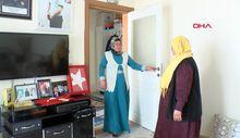 Diyarbakır annesi, Gara şehidinin ailesini ziyaret etti