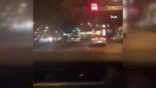 Diyarbakır'da makas atan sürücü