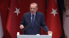 Erdoğan: Milli gelirimizi trilyon doların üzerine çıkartacağız