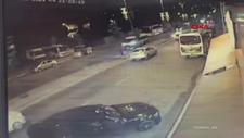 Küçükçekmece'de trafikte silahlı saldırı: 1 ölü
