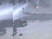 Polonya'da kadın kılığına girip araba çalan hırsız kayıplara karıştı