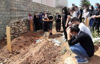 Adana'da trafik kazasında hayatını kaybeden Melike toprağa verildi