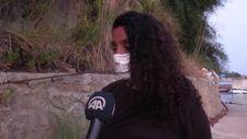 Antalya'da orman yangınıyla ilgili tutuklanan zanlıyı ihbar eden kadın konuştu