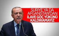 Cumhurbaşkanı Erdoğan Ahlat'ta büyükelçilerle bir araya geldi