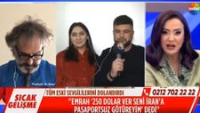 Didem Arslan'ın İngilizce konuştuğu program