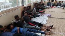 MİT ve polisin ortak operasyonunda, otelde 26 kaçak göçmen yakalandı