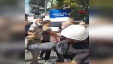 Sarıyer'de elektrik onarım görevlilerine döner bıçaklı saldırı
