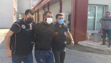 Adana'da yakalanan YPG'li terörist