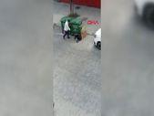 İstanbul Fatih'te kadına şiddet