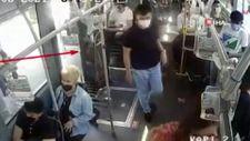 İstanbul'da metrobüste yankesicilik yapan kadınlar
