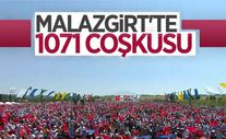 Malazgirt Zaferi'nin 950. yıl kutlamalarına yoğun katılım