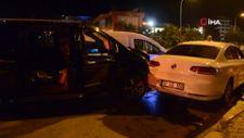 Ordu'da U dönüşü yapan ticari araç kazaya yol açtı