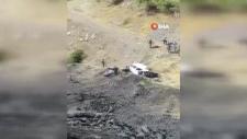 Şırnak'ta asker ziyareti dönüşünde kaza