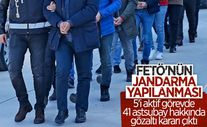 Ankara merkezli FETÖ operasyonu: 41 gözaltı kararı