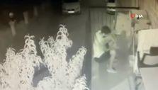 Antalya'da çamaşır telinde asılı olan tişörtleri çaldı