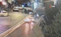 Bağcılar'da alkollü sürücü motosiklete çarptı