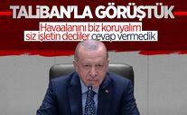 Cumhurbaşkanı Erdoğan, Afganistan'daki saldırıları kınadı