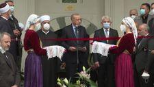 Cumhurbaşkanı Erdoğan Saraybosna'da Başçarşı Camii'nin açılışına katıldı