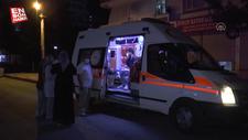 Diyarbakır'da sağlık çalışanları site site dolaşarak apartman sakinlerini aşılıyor