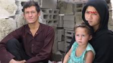 Eşi ve bebeğiyle Afganistan'dan Van'a gelen adam, ölüm korkusu yaşıyor
