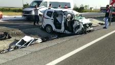Konya'da katliam gibi kaza: 6 ölü