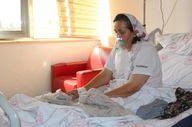 Van'da aşı yaptırmayan aile yoğun bakımda tedavi görüyor