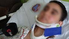 Van'da kocası üçüncü kattan atıp intihar süsü verdi