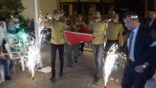 Bursa'da engelli gençler için asker eğlencesi