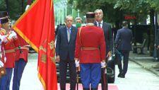 Cumhurbaşkanı Erdoğan Karadağ'da