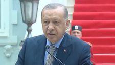 Cumhurbaşkanı Erdoğan: Tarihten gelen bir sorumluluğumuz var