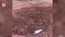 Diyarbakır'da akıma kapılan hastayı yakınları hastane bahçesine gömmek istedi