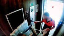 İstanbul'da kargocu hırsız yakalandı