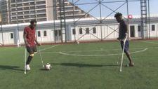 Pendik'te İETT şoförü, otobüsteki engelli futbolcuları darbetti