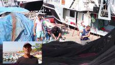 Tekirdağlı balıkçılar lüfer ve palamutta hazırlanıyor