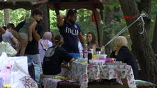 Belgrad Ormanı'nda piknikler artık mangalsız yapılıyor