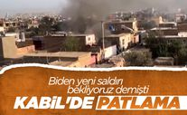 Kabil'de patlama