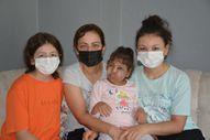 Karabük'te Mikrosefali hastası Sahra, yardım bekliyor