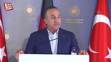 Mevlüt Çavuşoğlu: İlave bir mülteci yükü kaldırmamız söz konusu değil